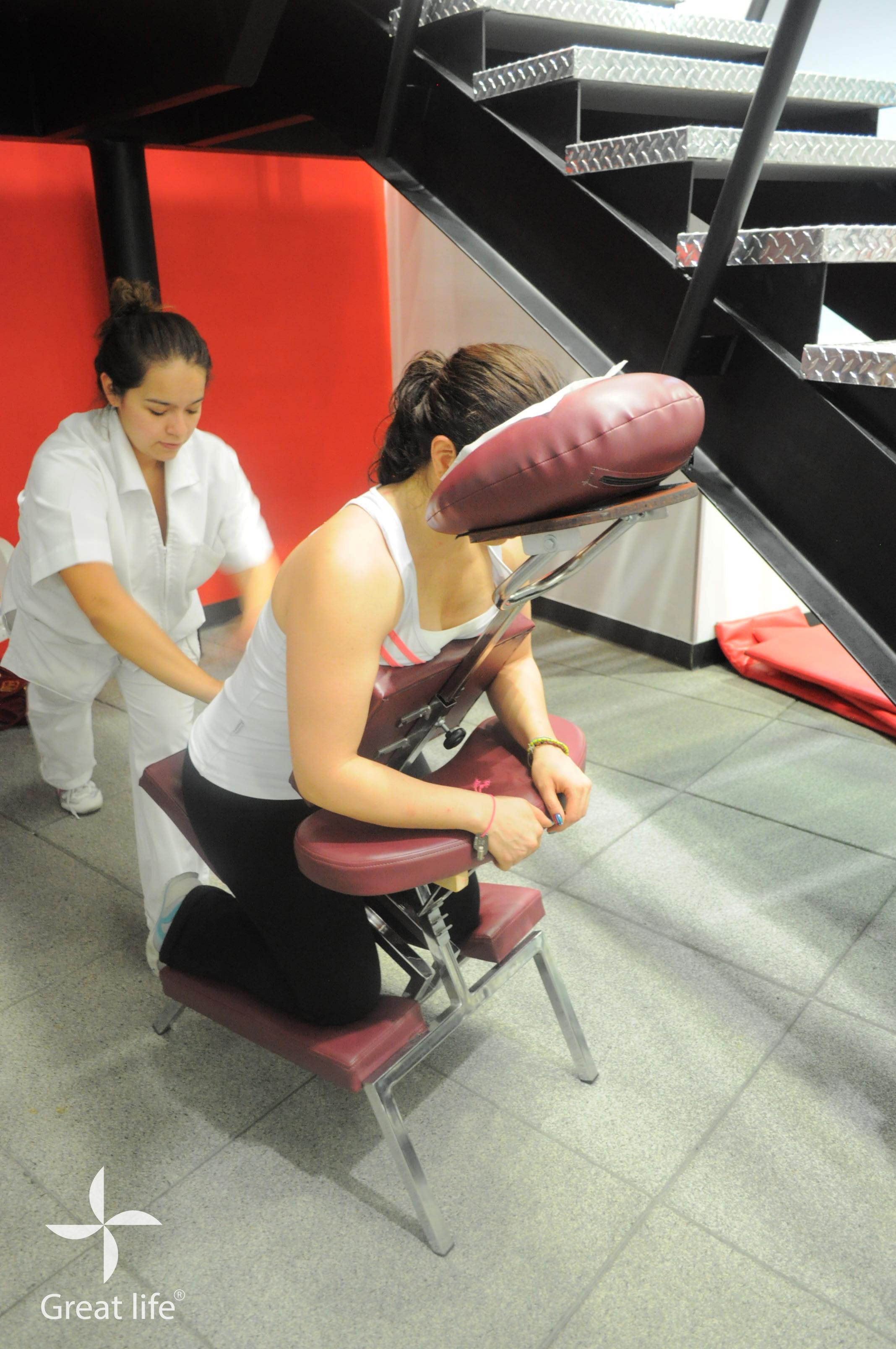 Spa m vil en tu negocio inicio - Sillas masaje ...